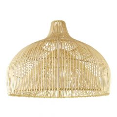Lamp rotan naturel S Maggie