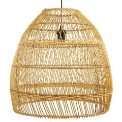 Rotan lamp naturel Yara L