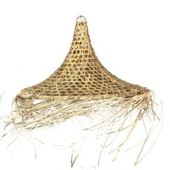 Rotan lamp naturel Yao XL