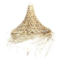 Rotan lamp naturel Yao L