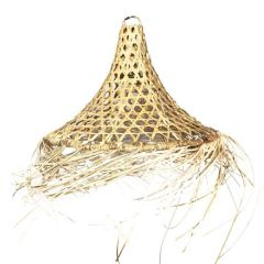 Rotan lamp naturel Yao M