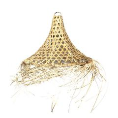 Rotan lamp naturel Yao S