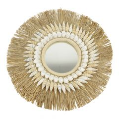 Mirror raffia Hawaii
