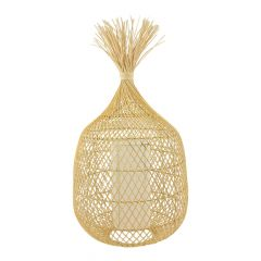 Lamp rotan naturel Celia